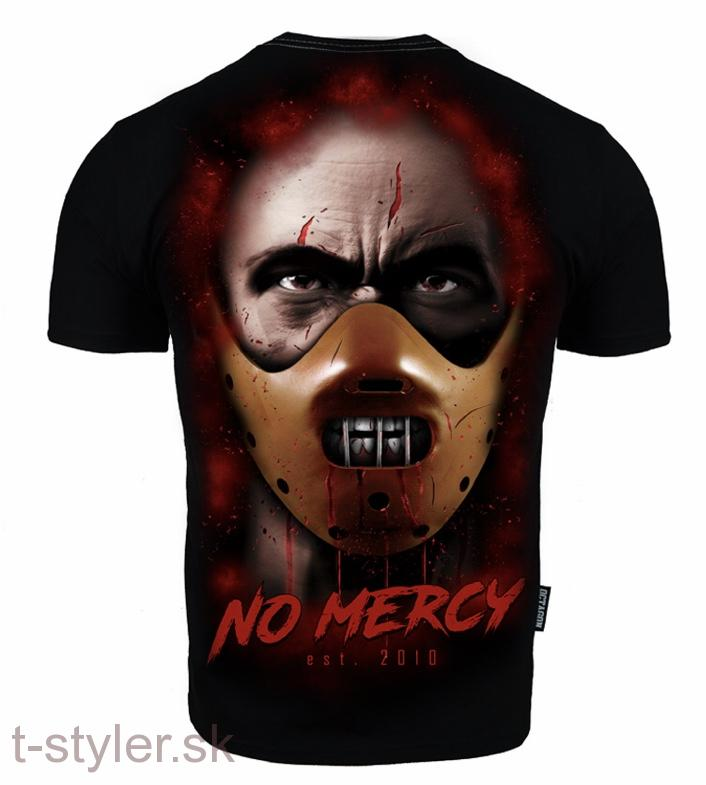 Octagon Tričko - No Mercy Mask