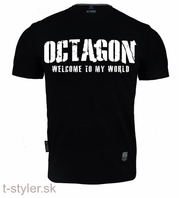 Octagon - Welcome To My World
