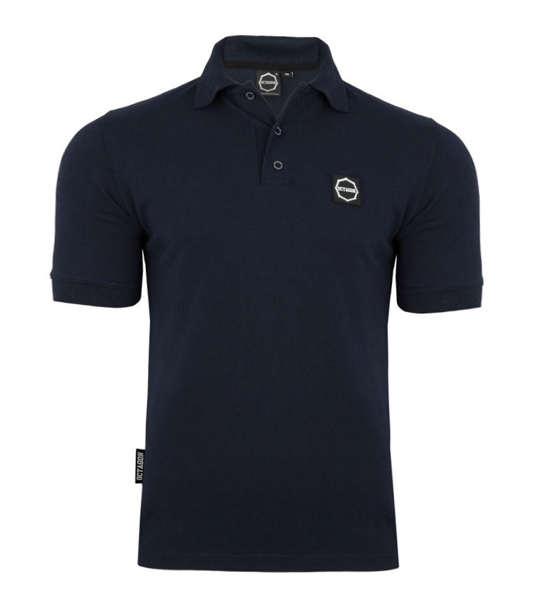 Octagon Polo Classic - dark navy
