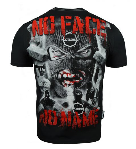 Octagon T-shirt - NO FACE NO NAME
