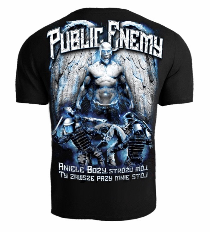 Public Enemy T-Shirt -Strozu Moj