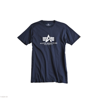 Alpha industries Basic T-Shirt - navy