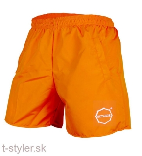 Octagon plavky Logo HFT - Orange