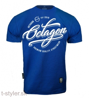 Octagon T-Shirt - Elite - Blue