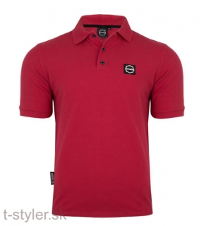 Octagon Polo - Classic - Red